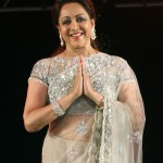 Actor and Dancer Hema Malini